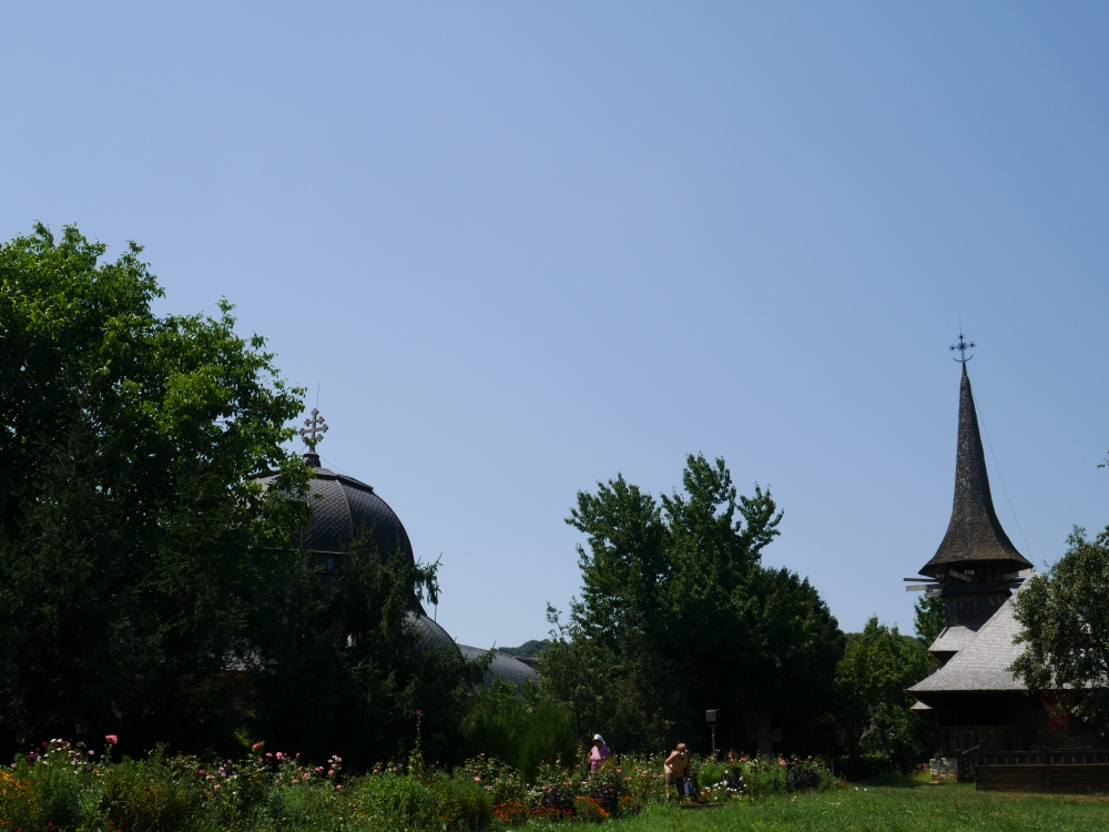Roumanie - Manastirea Sfânta Maria Jercălăi