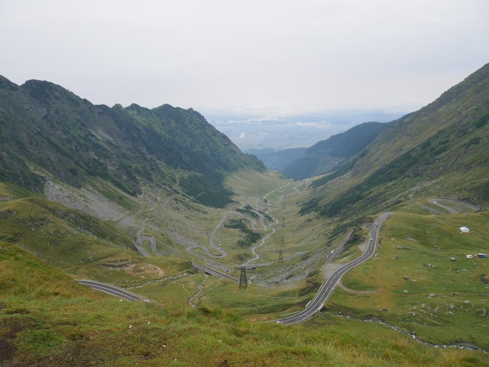 Roumanie - Transfăgărășan