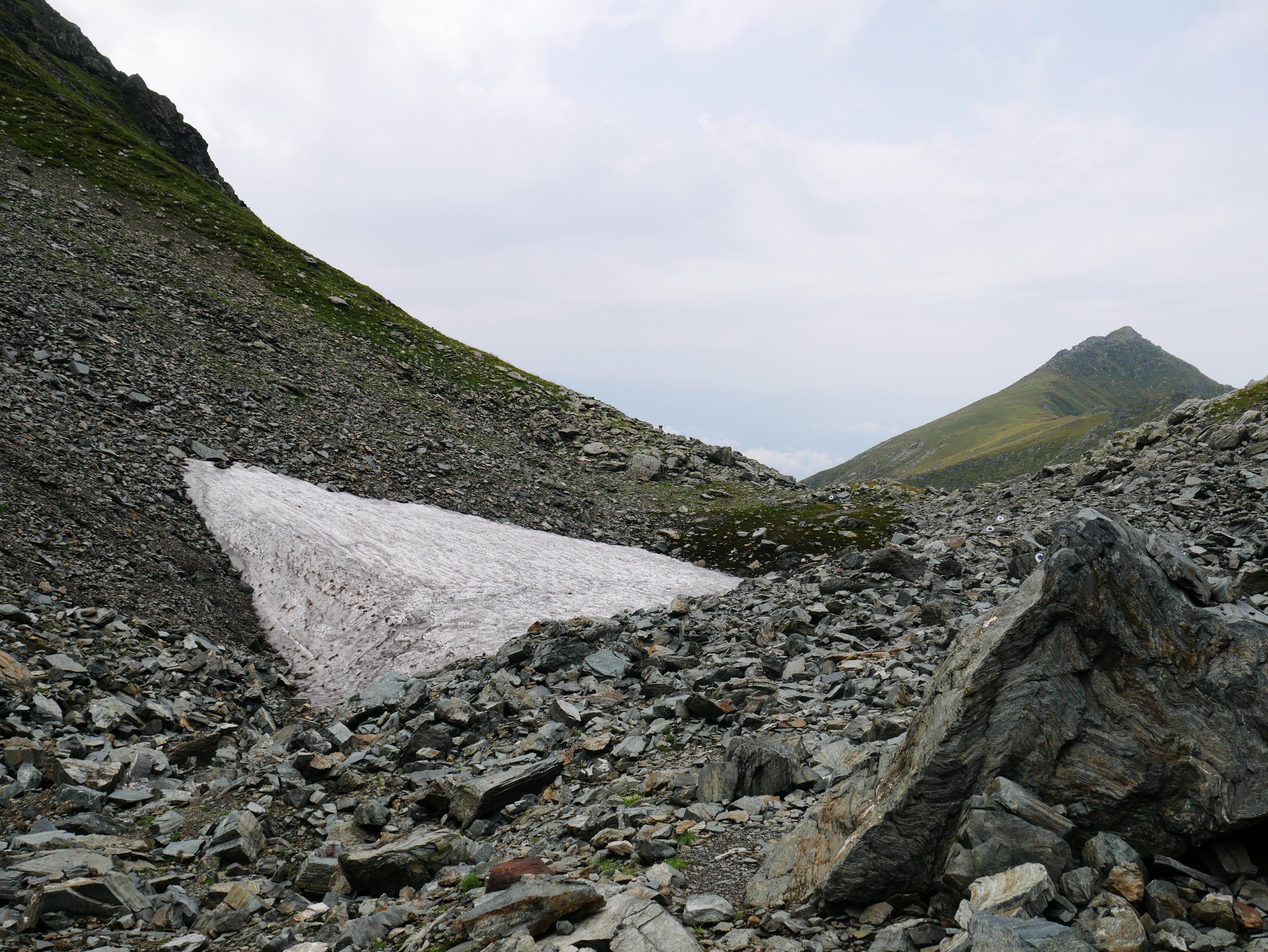 Roumanie - Lac Balea randonnée