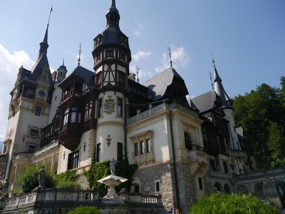 Roumanie - Château de Peles