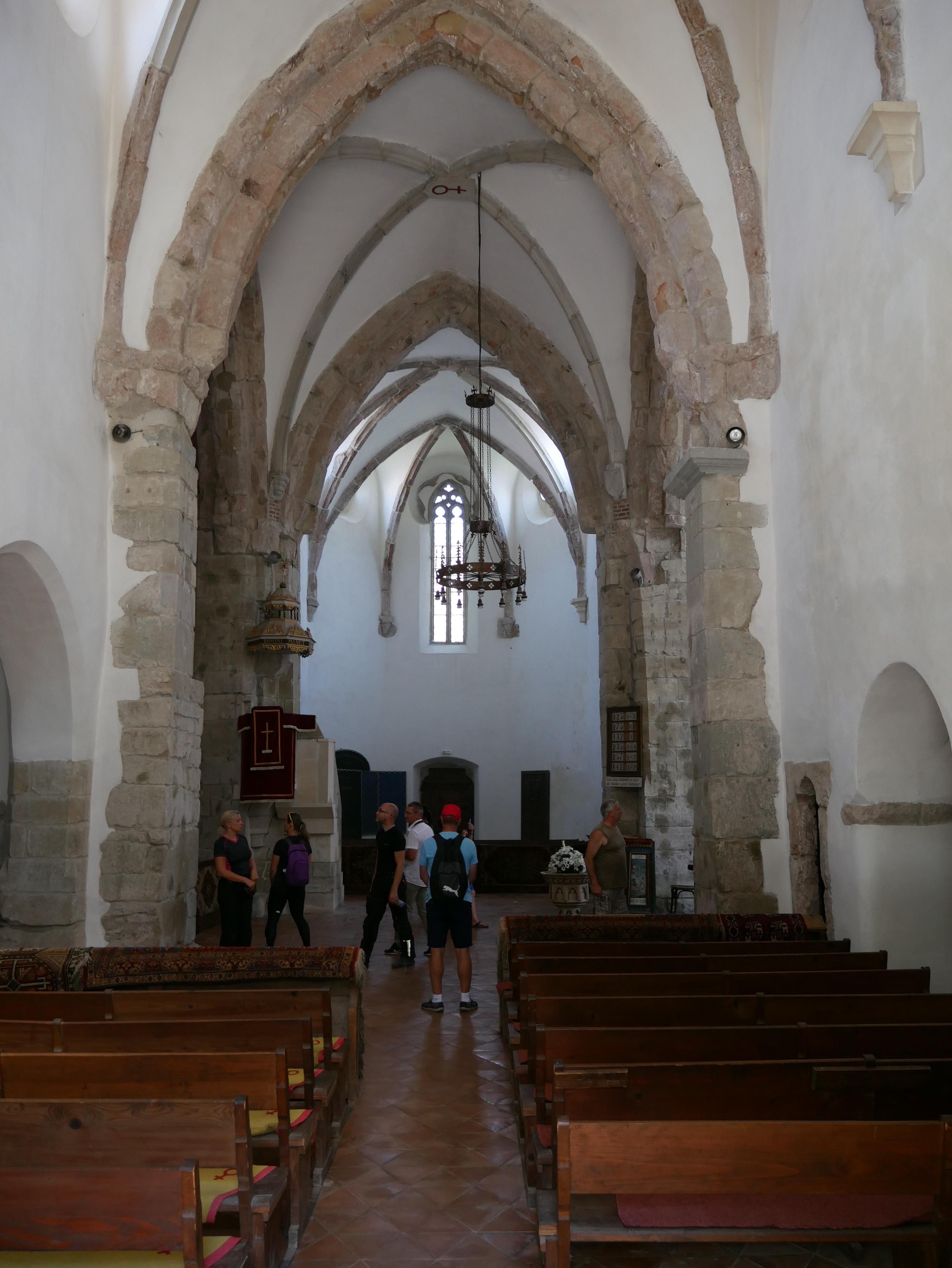 Roumanie - Église de Prejmer