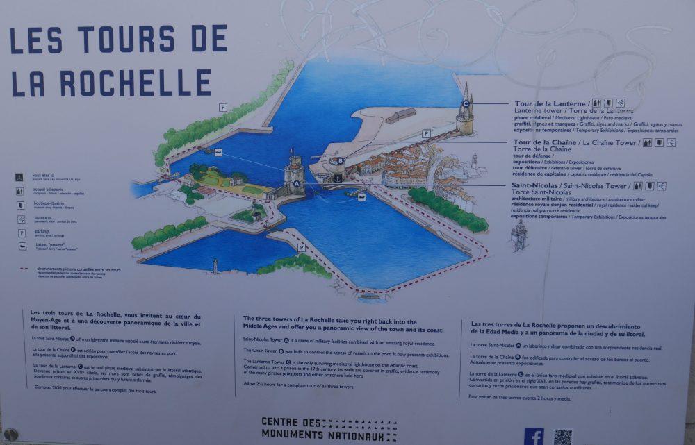 Plan du Vieux Port