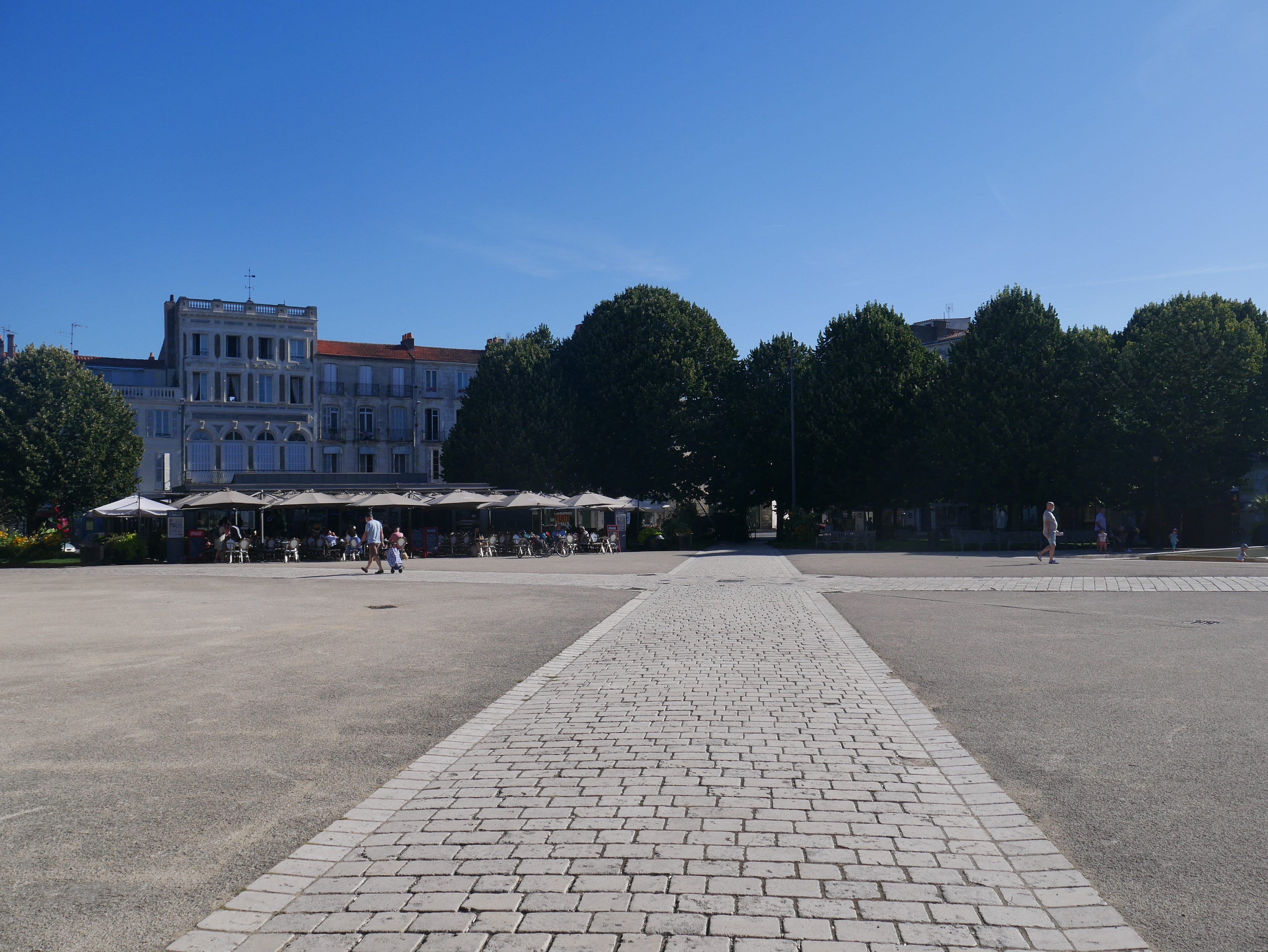 La Place Colbert