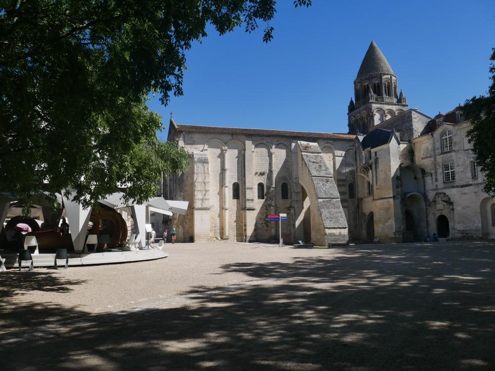 Saintes - Abbaye aux Dames